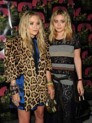 Mary Kate - Ashley Olsen