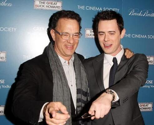 Tom Hanks&Colin