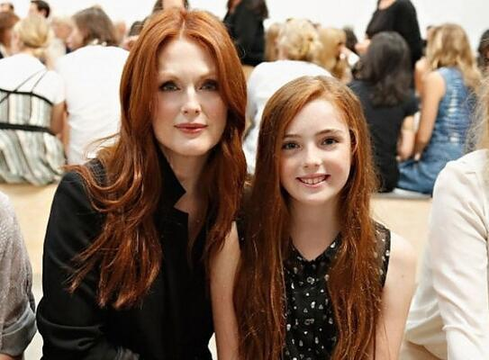 Julianne Moore&Liv