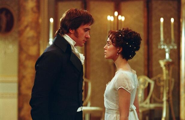 Pride and Prejudice( Aşk ve Gurur )