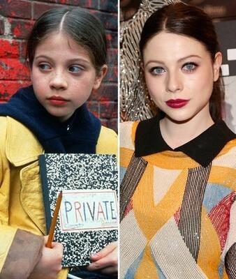 Michelle Trachtenberg - Casus Harriet (Harriet the Spy)