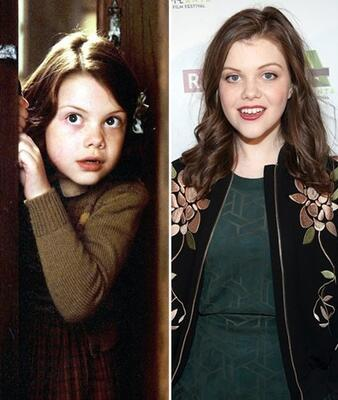 Georgie Henley - Narnia Günlükleri (The Chronicles of Narnia)