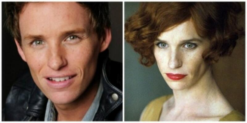 Eddie Redmayne, The Danish Girl (Danimarkalı Kız)