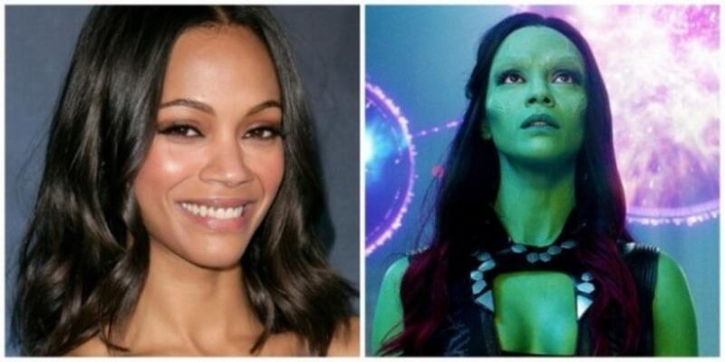 Zoe Saldana, Guardians of the Galaxy (Galaksinin Koruyucuları)