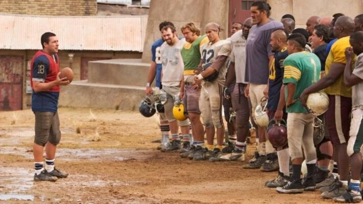 En Uzun Mesafe (The Longest Yard)