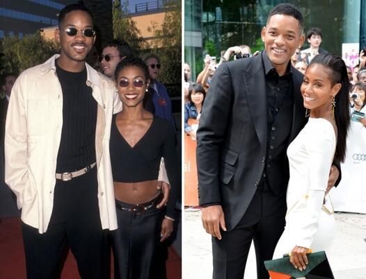 Will Smith ve Jada Pinkett Smith