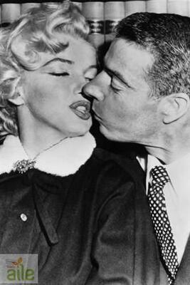 Marilyn Monroe ve Joe DiMaggio