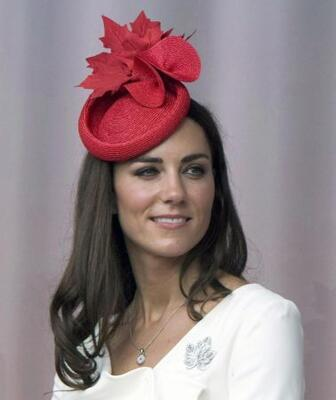 Stil ikonu Kate Middleton