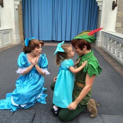 Wendy ve Peter Pan